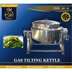 Mesin Penghangat Makanan / Gas Tilting Kettle tipe RC-2E 1