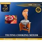 Mesin Pengaduk Makanan / Tilting Cooking Mixer tipe CMS-50SL 1