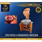 mesin Pengaduk Makanan / Tilting Cooker Mixer tipe CMS-80SL 1