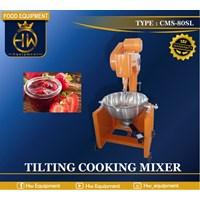 mesin Pengaduk Makanan / Tilting Cooker Mixer tipe CMS-80SL