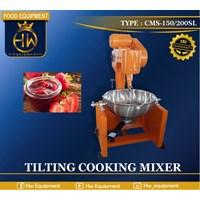 Dari Mesin Pengaduk Makanan / Tilting Cooking Mixer tipe CMS-200SL 0