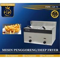 Mesin Penggoreng / Gas Deep Fryer tipe GF-73