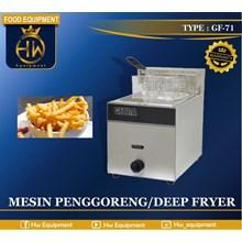 Gas Deep Fryer tipe GF-71
