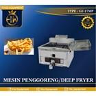 Mesin Penggorengan / Gas Deep Fryer tipe GF-17MP 1