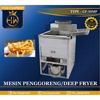 Mesin Penggorengan / Gas Deep Fryer tipe GF-30MP