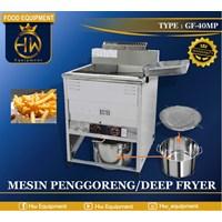 Mesin Penggoreng / Gas Deep Fryer tipe GF-40MP