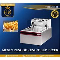 Mesin Penggorengan / Elektrik Deep Fryer tipe EF-81