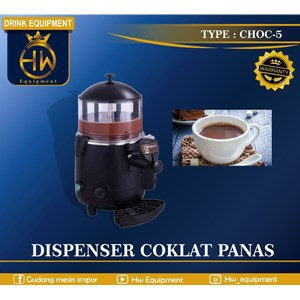 Dispenser Makanan - Dispenser Coklat Panas tipe CHOC-5