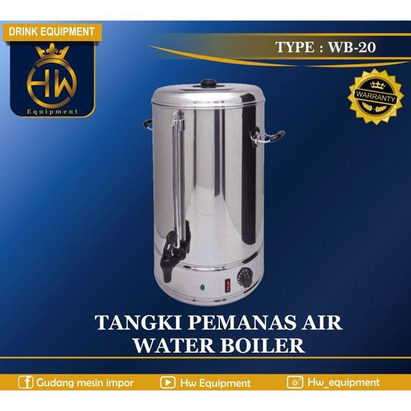 Tangki Pemanas Air / Water Boiler tipe WB-20
