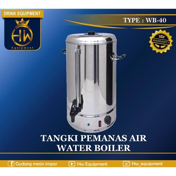 Tangki Pemanas Air / Water Boiler Tipe WB-40