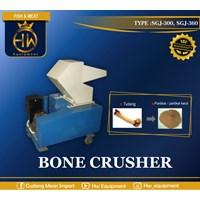 Mesin Pemotong Tulang / Bone Crusher tipe SGJ-300