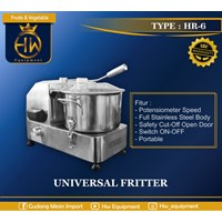 Alat Pemotong Sayuan / Universal Fritter tipe HR-6