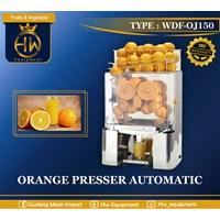 Mesin Press Jeruk Otomatis Getra tipe WDF-OJ150