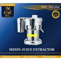 Juicer Komersial - Juice Extractor Getra tipe WFA-3000