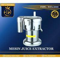Juice Komersial - Juice Extractor Getra tipe WFA-2000