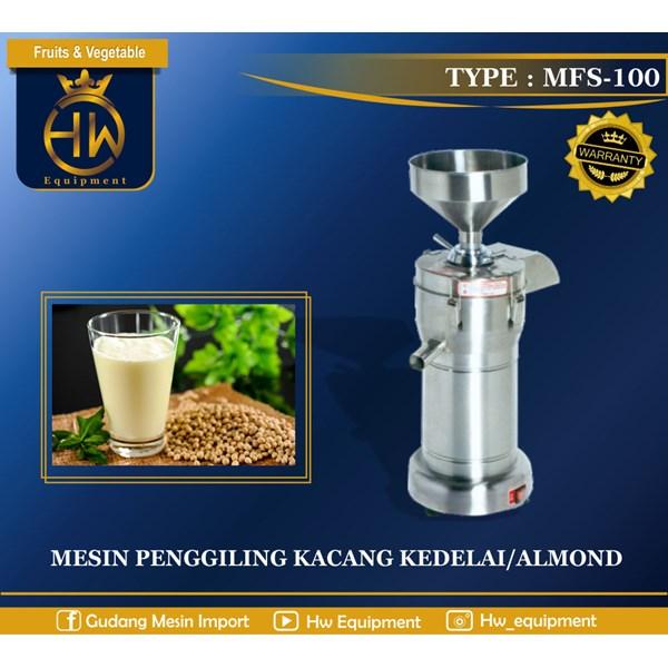 Mesin Penggiling Susu Kedelai tipe MFS-100