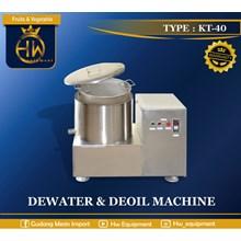Mesin Peniris Minyak (Deoil & Dewater) Getra tipe KT-40