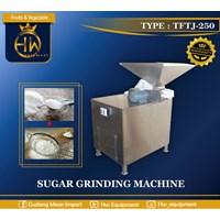 Mesin Penggiling Gula Pasir tipe TFTJ-250