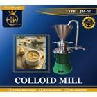 Mesin Penggiling Kacang / Colloid Mill tipe JM-50 1