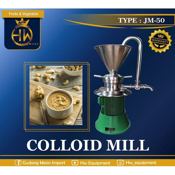 Mesin Penggiling Kacang / Colloid Mill tipe JM-50