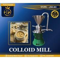 Mesin Penggiling Kacang / Colloid Mill Tipe JM-80