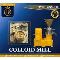 Mesin Penggiling Kacang / Colloid Mill GETRA tipe GNM-130