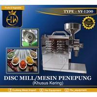Mesin Penepung / Disc Mill GETRA tipe SY-1200