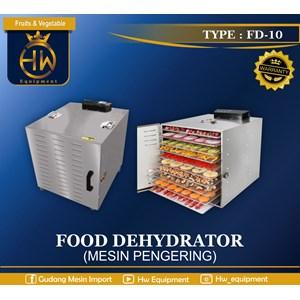 Mesin Pengering Makanan / Food Dehydrator GETRA tipe FD-10