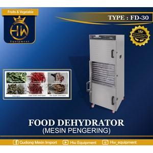 Mesin Pengering Makanan / Food Dehydrator tipe FD-30