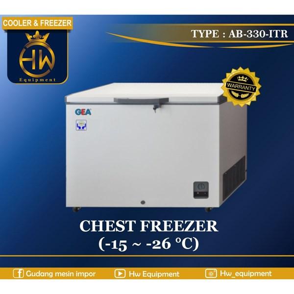 Pendingin - Chest Freezer tipe AB-330-ITR