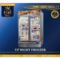 Upright Freezer / Frozen Food Freezer GEA tipe EXPO 1000AL/CN
