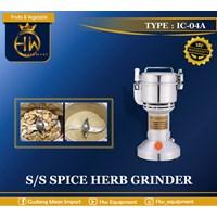Mesin Penggiling biji-bijian kering tipe IC-04A