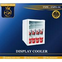 Mesin Pendingin / Display Cooler tipe EXPO-50