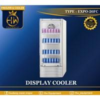 Mesin Pendingin / Display Cooler tipe EXPO-26FC