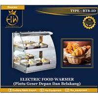 Warmer Makanan Listrik Tipe RTR-2D