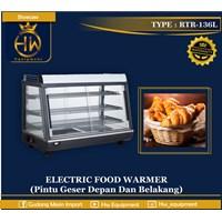 Penghangat Makanan Listrik Tipe RTR-136L
