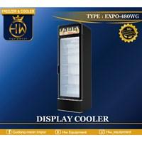 Mesin Pendingin Minuman / Pemajang Minuman No Frost System tipe EXPO-480WG
