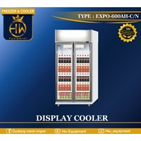 Mesin Pendingin Minuman / Pemajang Minuman tipe EXPO-600AH/CN