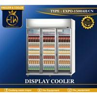 Display Cooler Beverage type EXPO-1500AH / CN