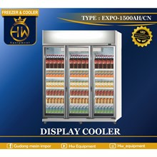Display Cooler Beverage type EXPO-1500AH / CN
