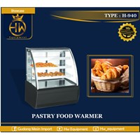 PASTRY FOOD WARMER TYPE H-940