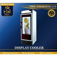 Display Cooler w/ LCD 45