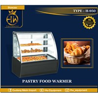 PASTRY FOOD WARMER TYPE H-950