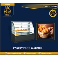 PASTRY FOOD WARMER TYPE H-960