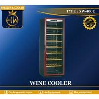 Wine Cooler Single Zone Temp. type XW-400E
