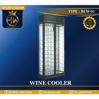 Red Wine Cooler type RWC-01