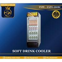 Wine Cooler Sub Zero -6°C type EXPO-280BC