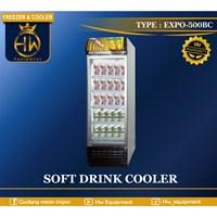 Sub Zero Cooler -6°C type EXPO-500BC