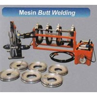 Mesin Butt Welding 1