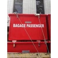Passenger Baggage Fiber Glass